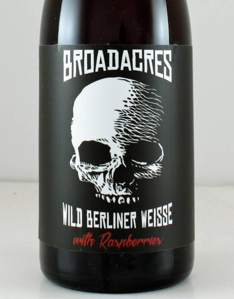 "Phantom Carriage ""Broadacres"" With Raspberries"