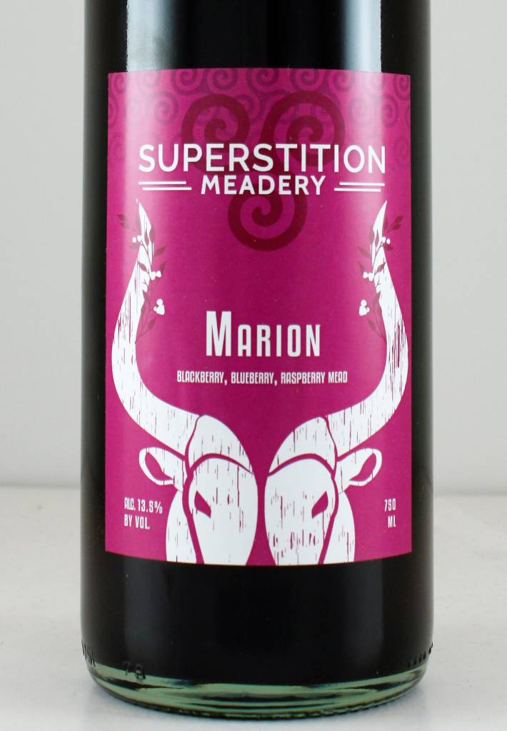 """Superstition Meadery """"Marion"""""""