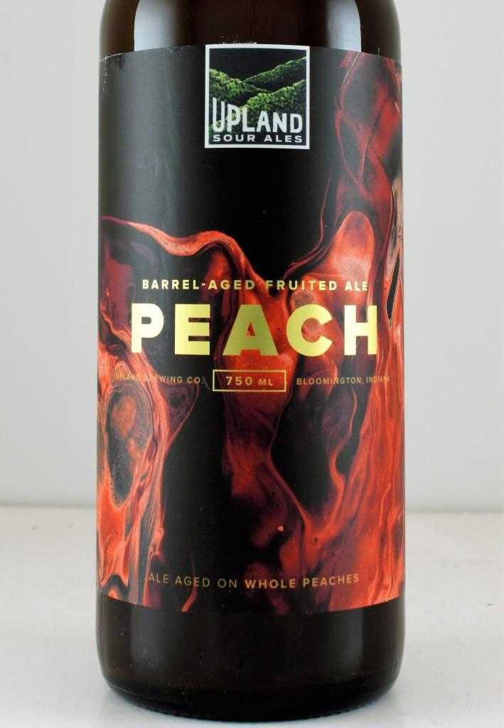 Upland Barrel Aged Sour Peach