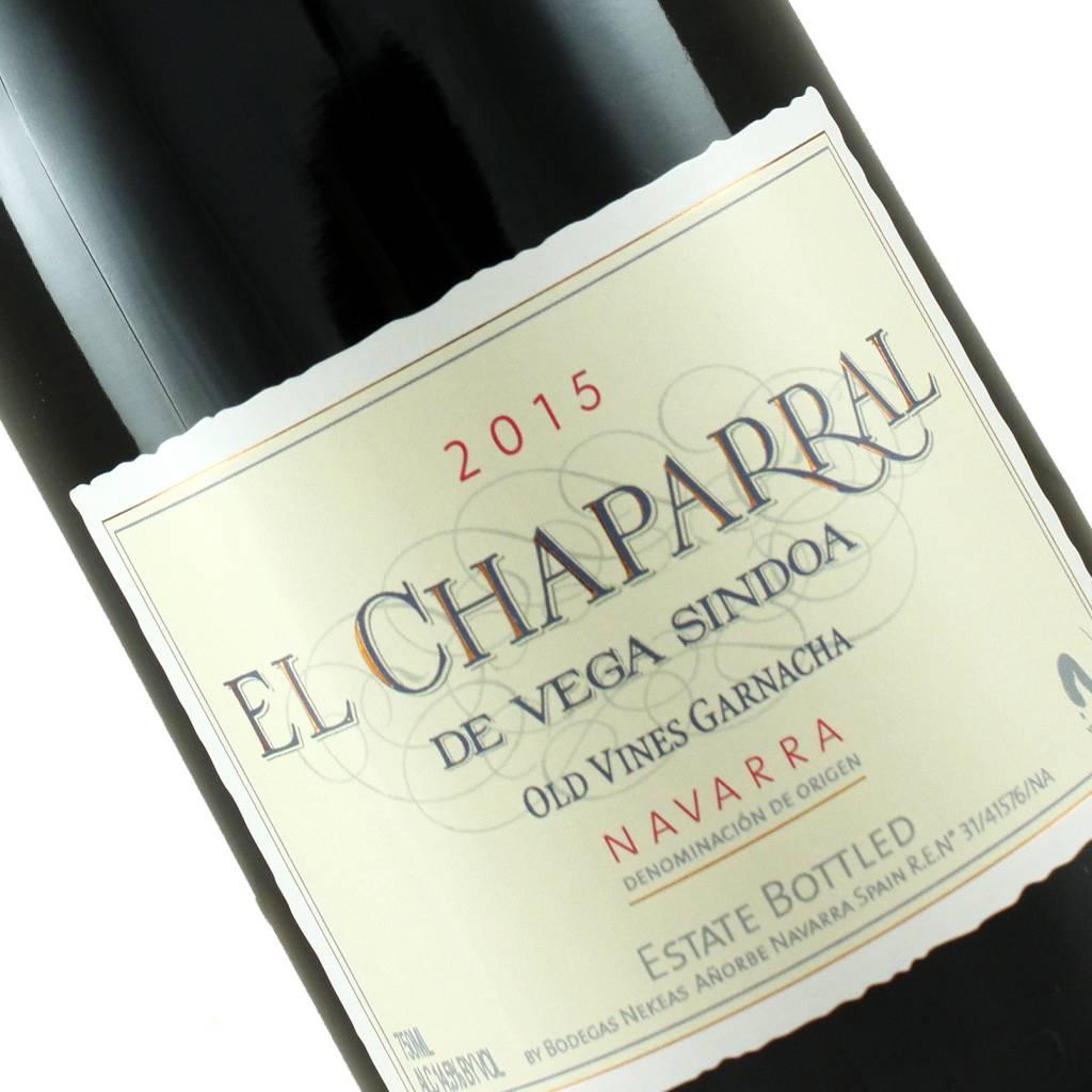 """Nekeas 2016 """"El Chaparral"""" Old Vines Garnacha, Navarra"""
