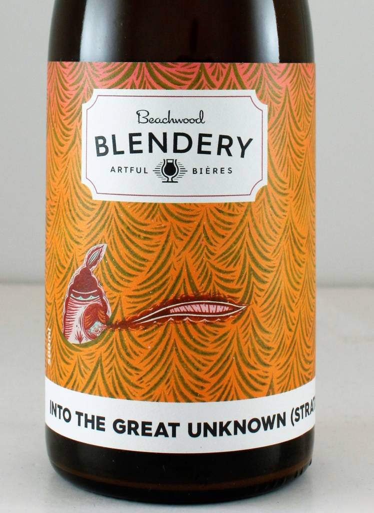 "Beachwood Blendery ""Into The Great Unknown - Strata & Mosaic"", California - 500ml"