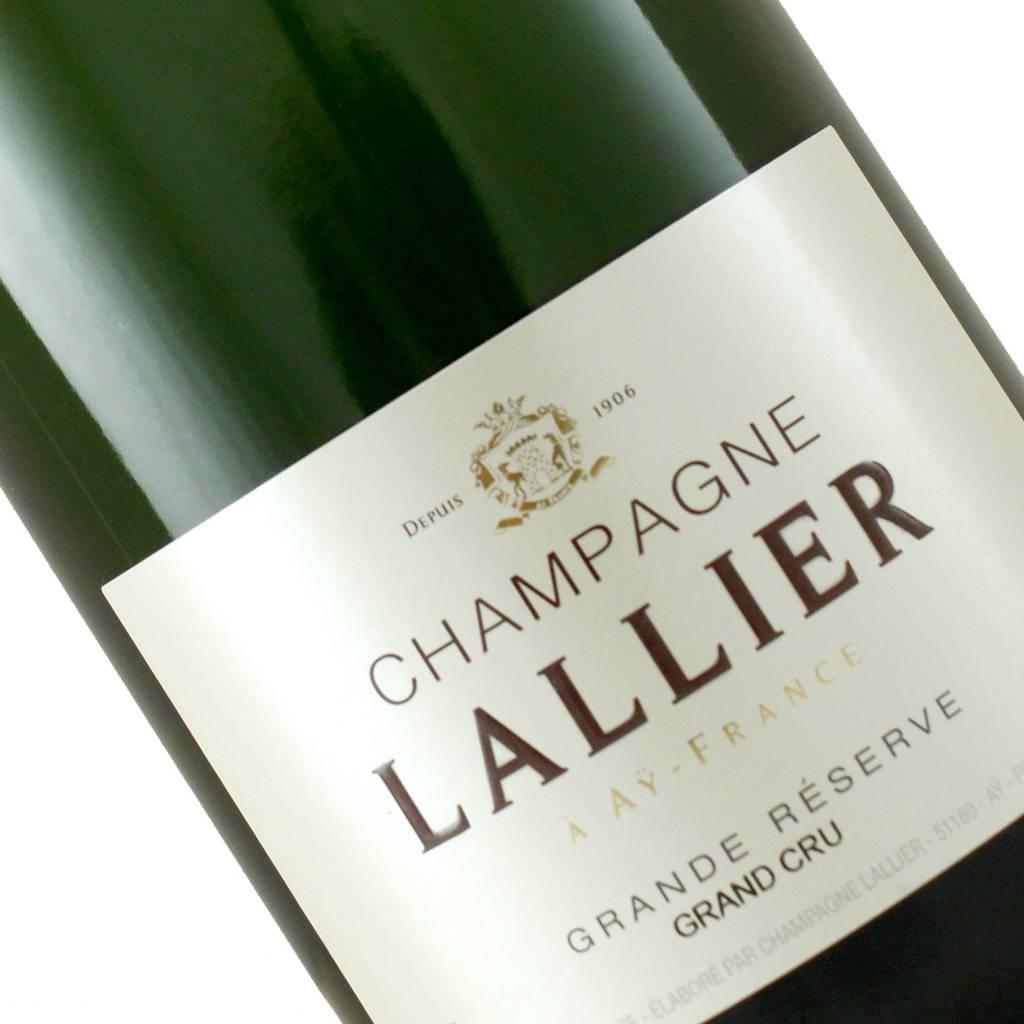 Lallier N.V. Brut Champagne Grand Cru, Ay