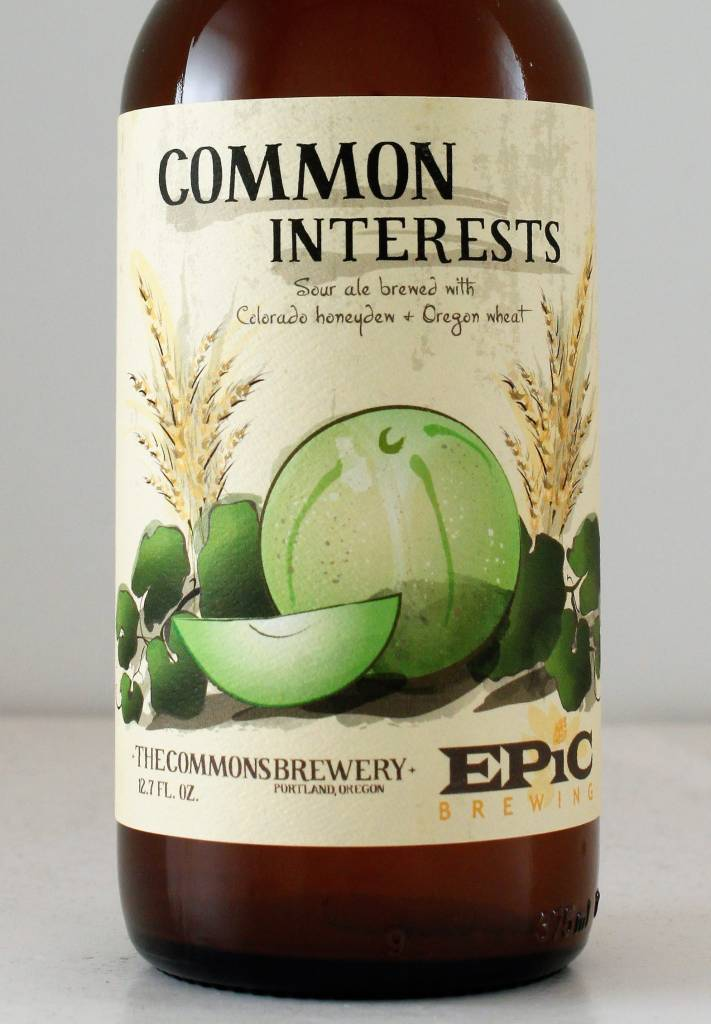 """Epic Brewing """"Common Interest"""""""