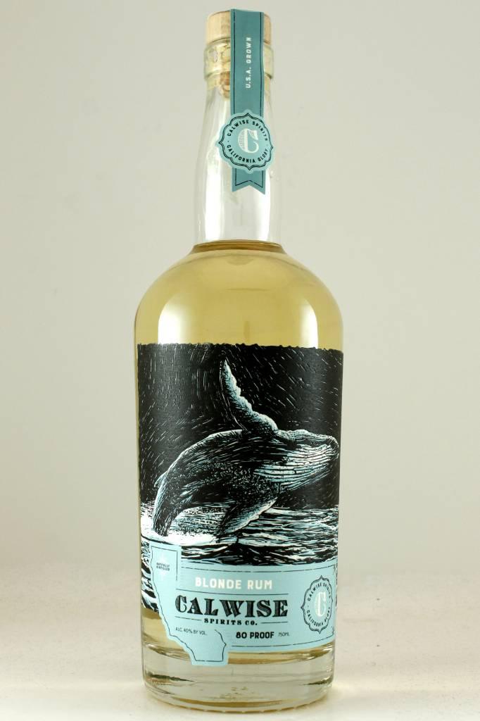 Calwise Blonde Rum