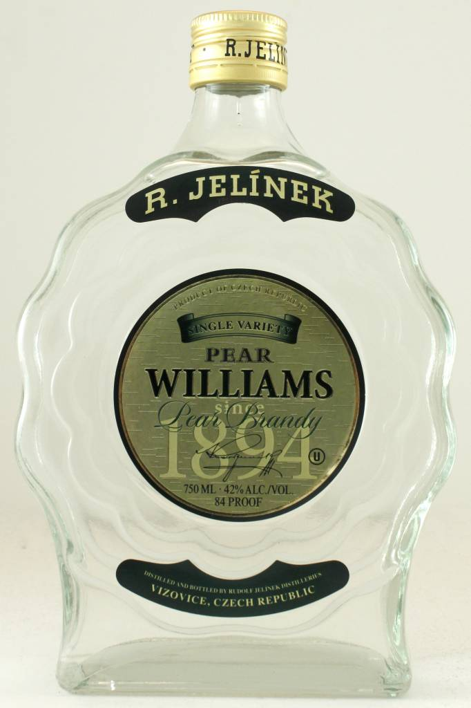 R. Jelinek Pear Williams Pear Brandy