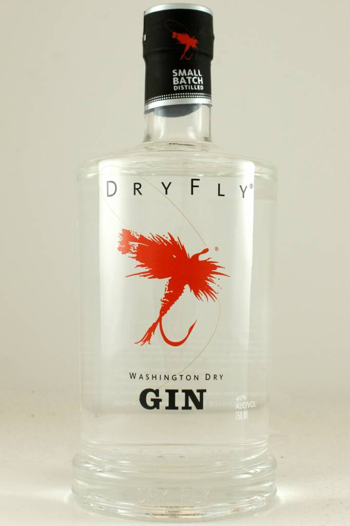 Dry Fly Washington Dry Gin, Washington