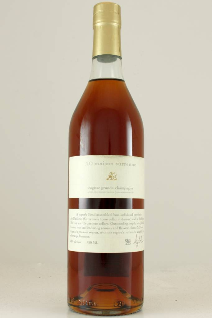Maison Surrenne XO Grand Champagne Cognac