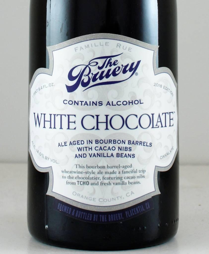 """The Bruery """"White Chocolate"""" Wheatwine"""
