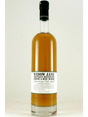 Widow Jane American Oak Aged Rye Whiskey, Brooklyn, New York