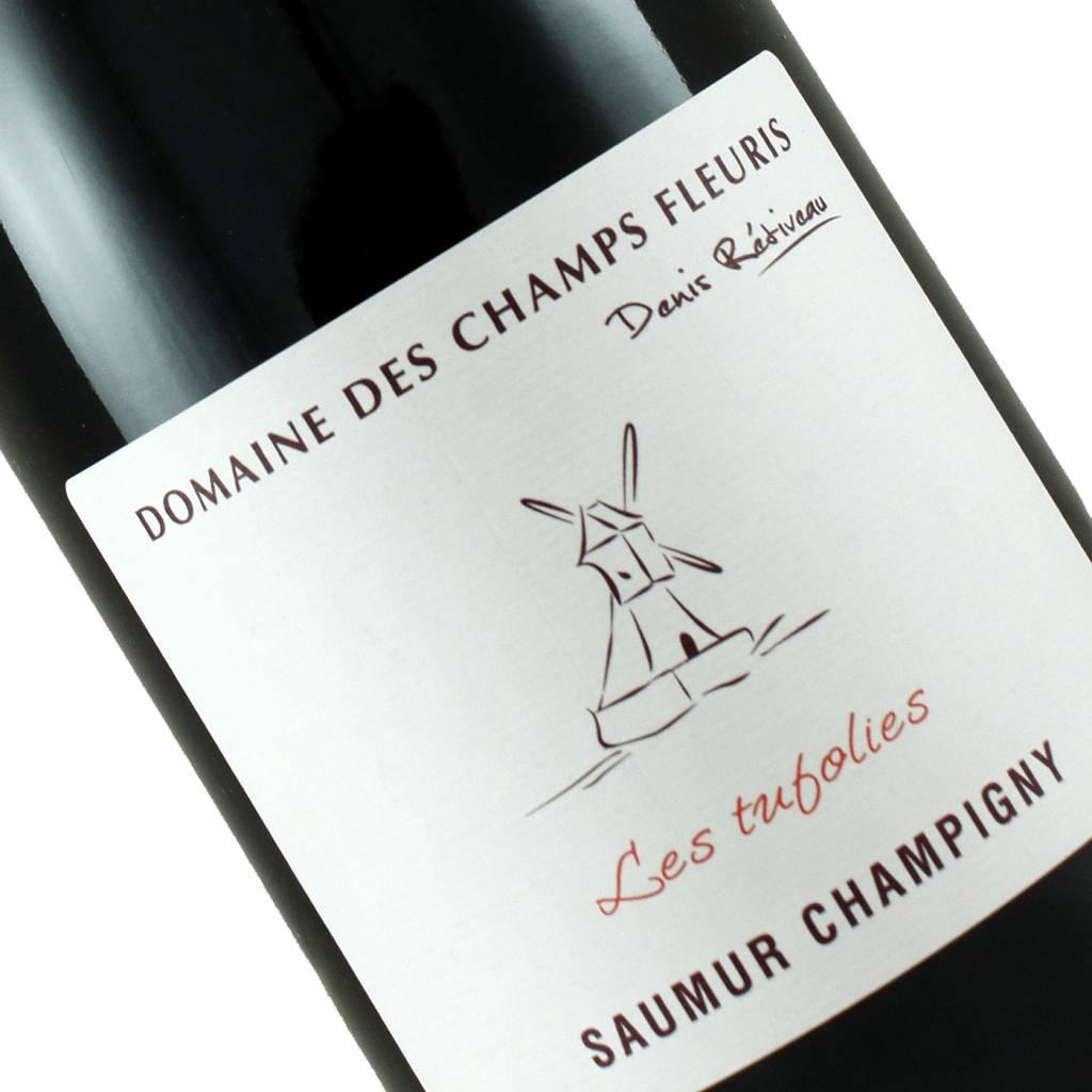 """Champs Fleuris 2016 """"Les Tufolies"""" Saumur Champigny"""