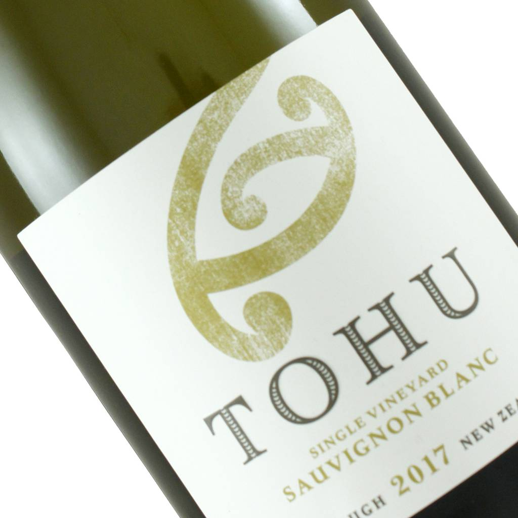 Tohu 2017 Sauvignon Blanc, Marlborough, New Zealand