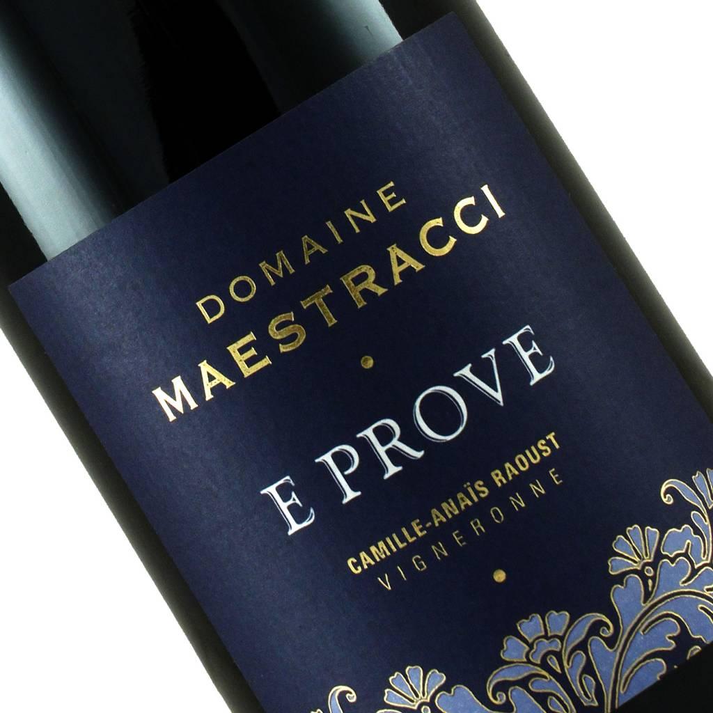 Domaine Maestracci 2014 E Prove Corse Calvi Rouge, France