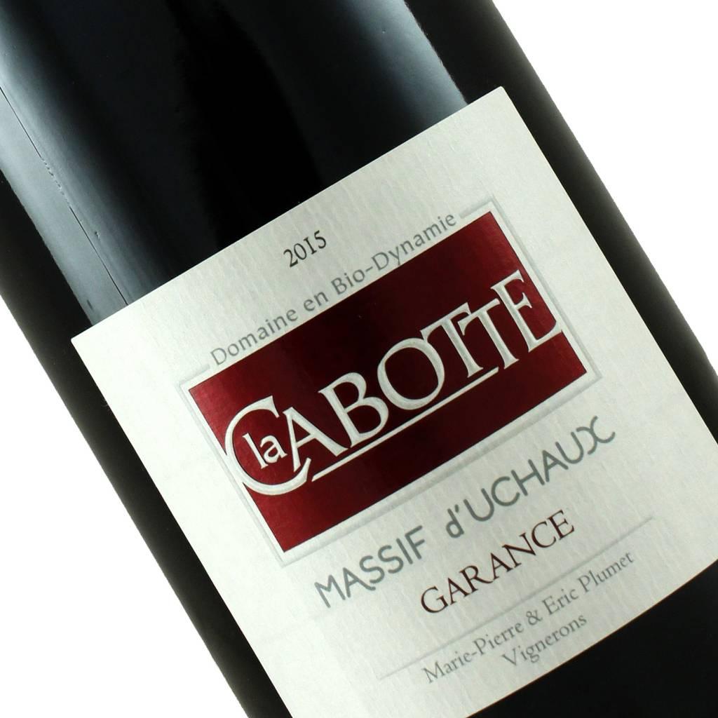 La Cabotte 2015 Garance Massif d'Uchaux