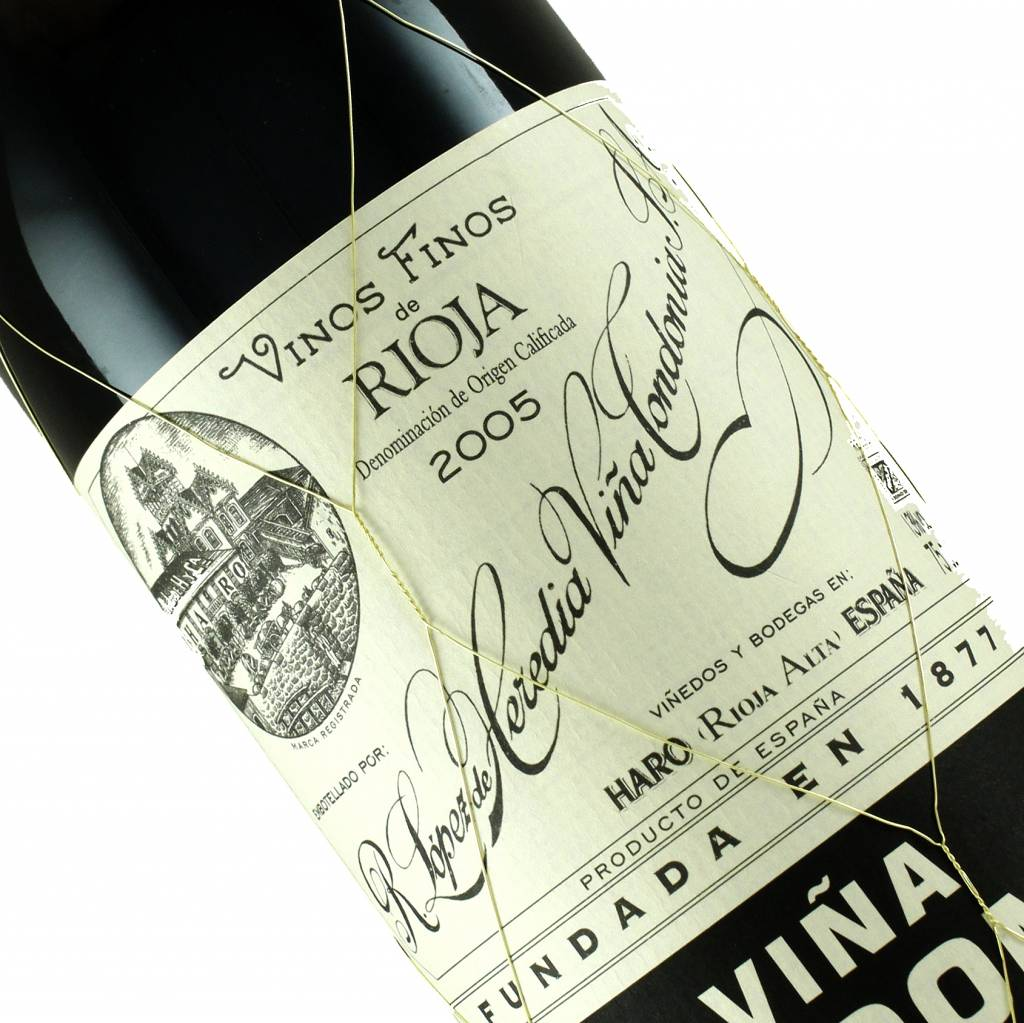 R. Lopez de Heredia 2006 Vina Tondonia Reserva, Rioja Spain