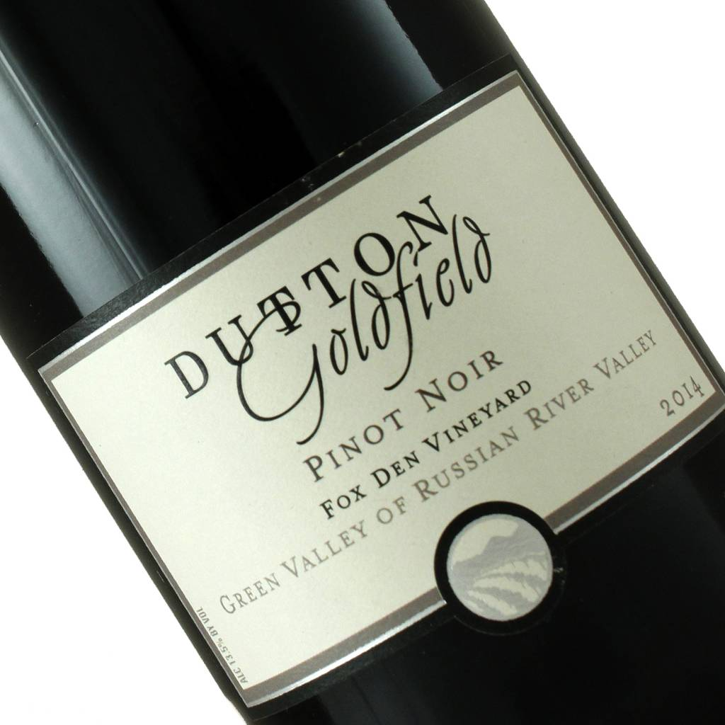 Dutton-Goldfield 2014 Pinot Noir Fox Den Vineyard, Russian River Valley