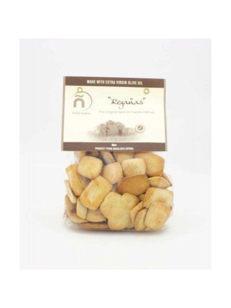 Dona Juana Reganas Tapas Cracker, 8.8 oz, Spain