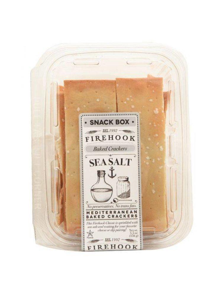 Firehook Sea Salt Crackers Minis