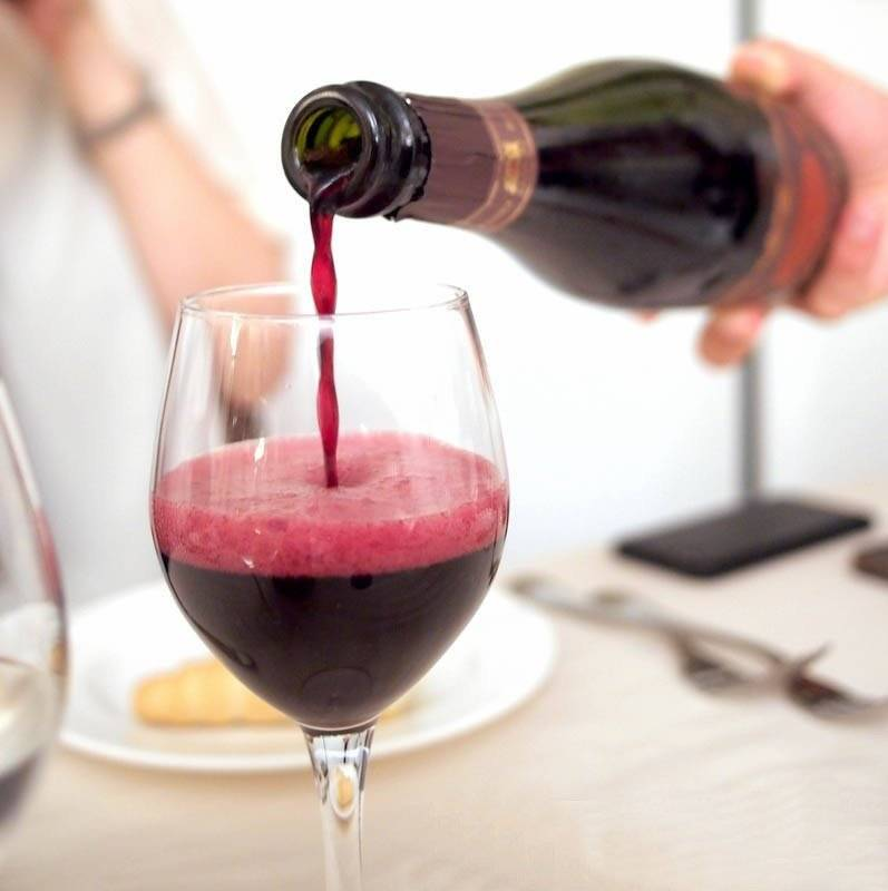 Grown-Up Lambrusco