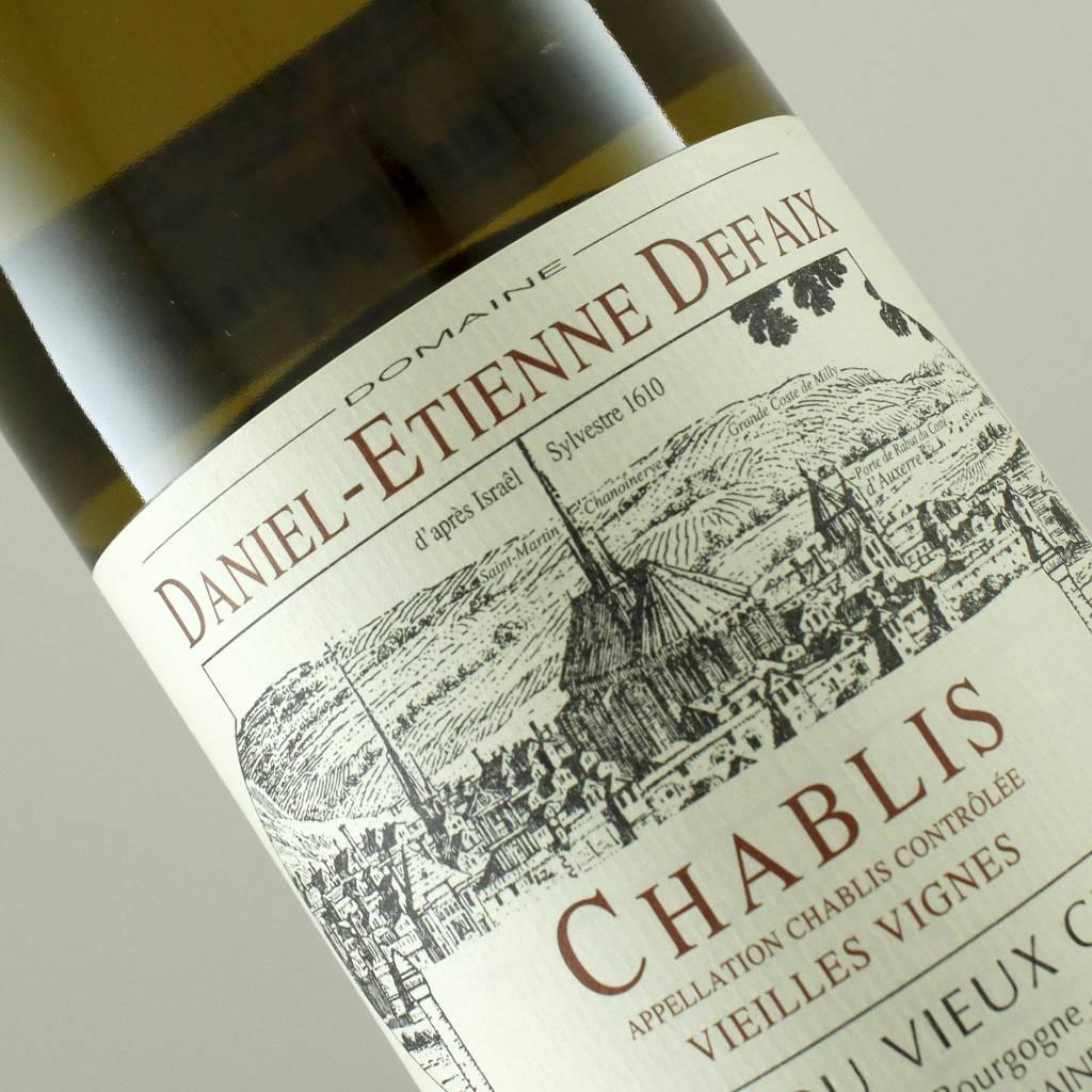Defaix 2012 Chablis Vielles Vignes, Burgundy