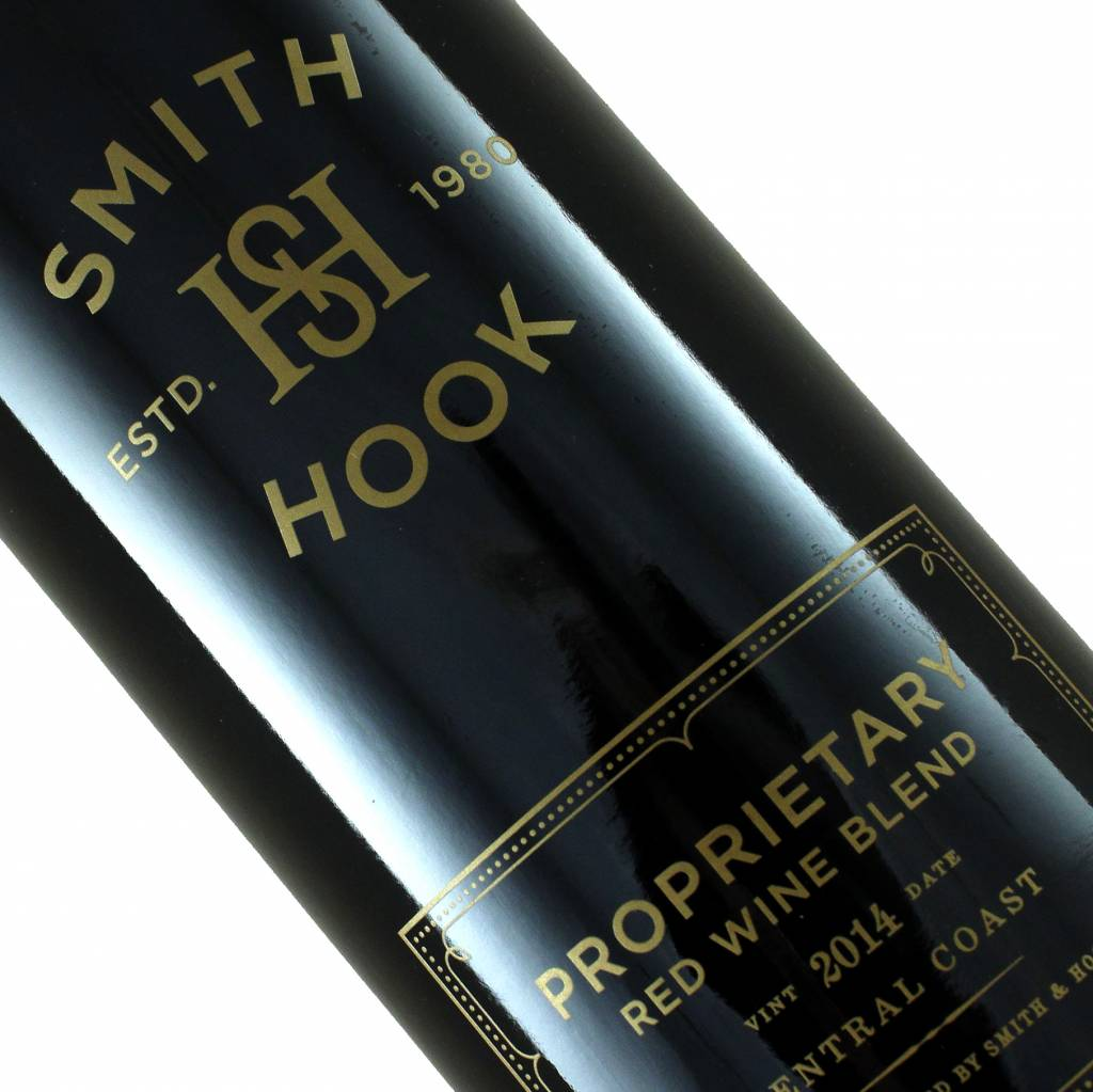 Smith & Hook 2015 Red Wine Blend, Central Coast