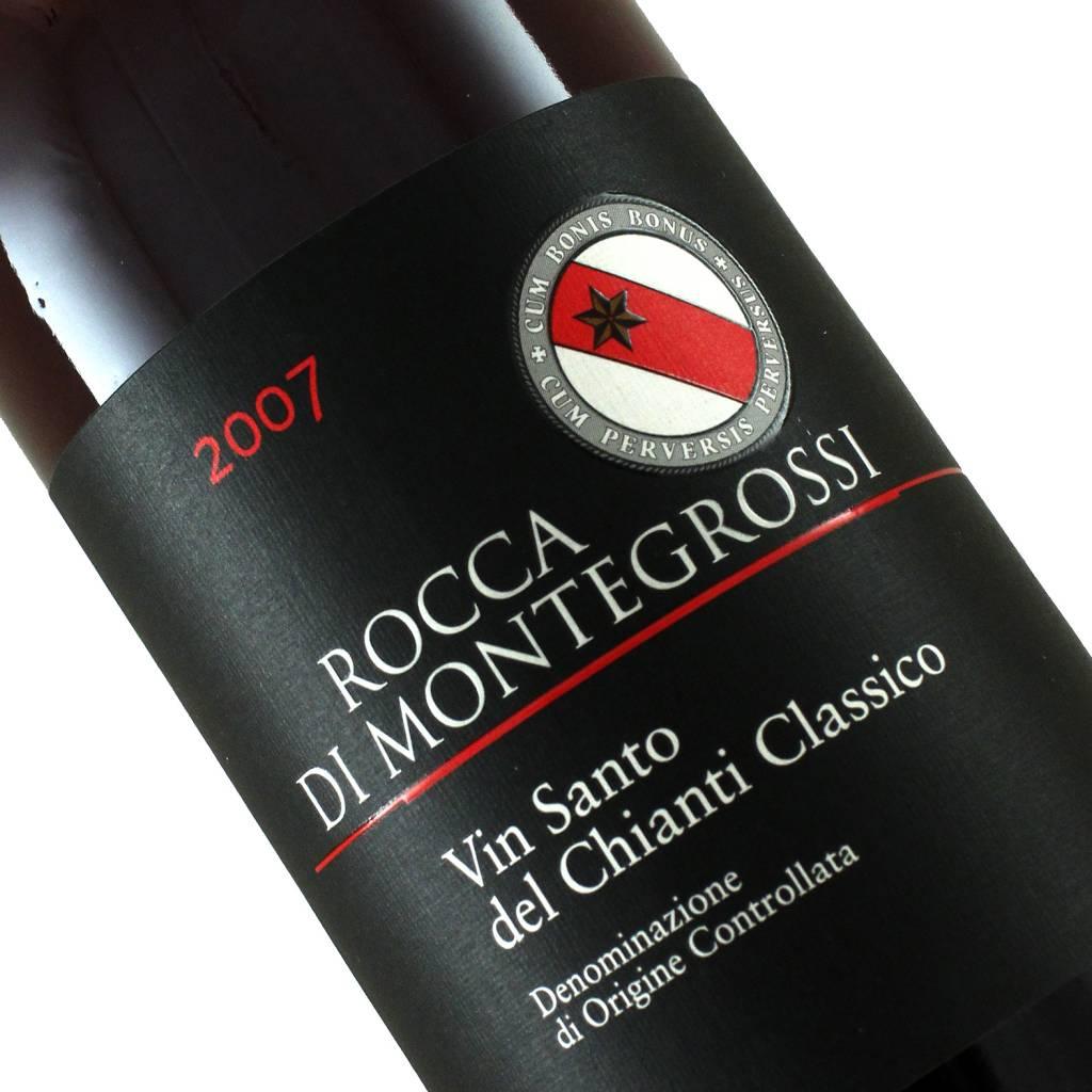 Rocca di Montegrossi 2007 Vin Santo, Italy - Half Bottle