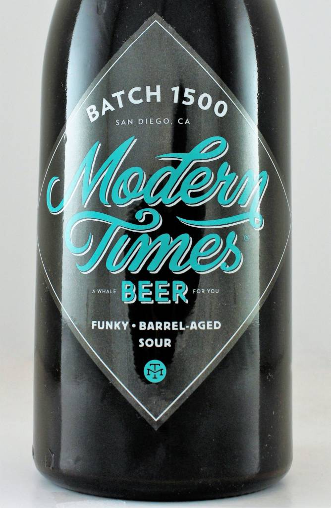 "Modern Times Beer ""Batch 1500"" Saison"