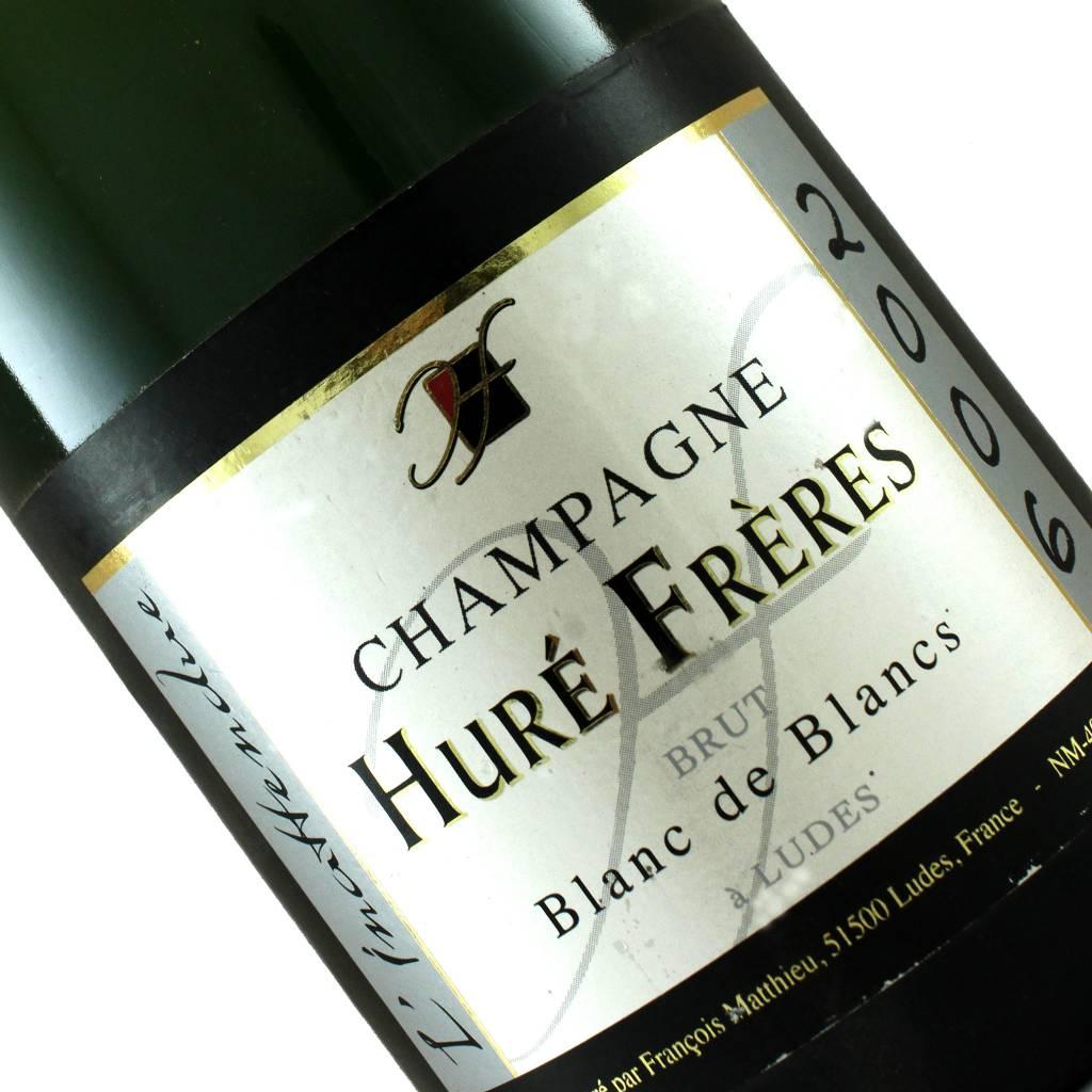 "Hure Freres 2006 ""Inattendue "" Brut Blanc de Blancs Champagne"