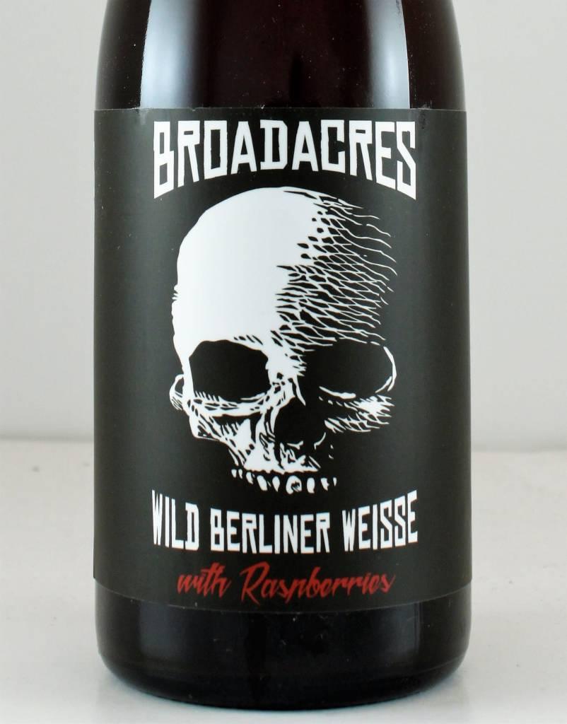 "Phantom Carriage ""Broadacres"" Wild Berliner Weisse. California - 500ml"