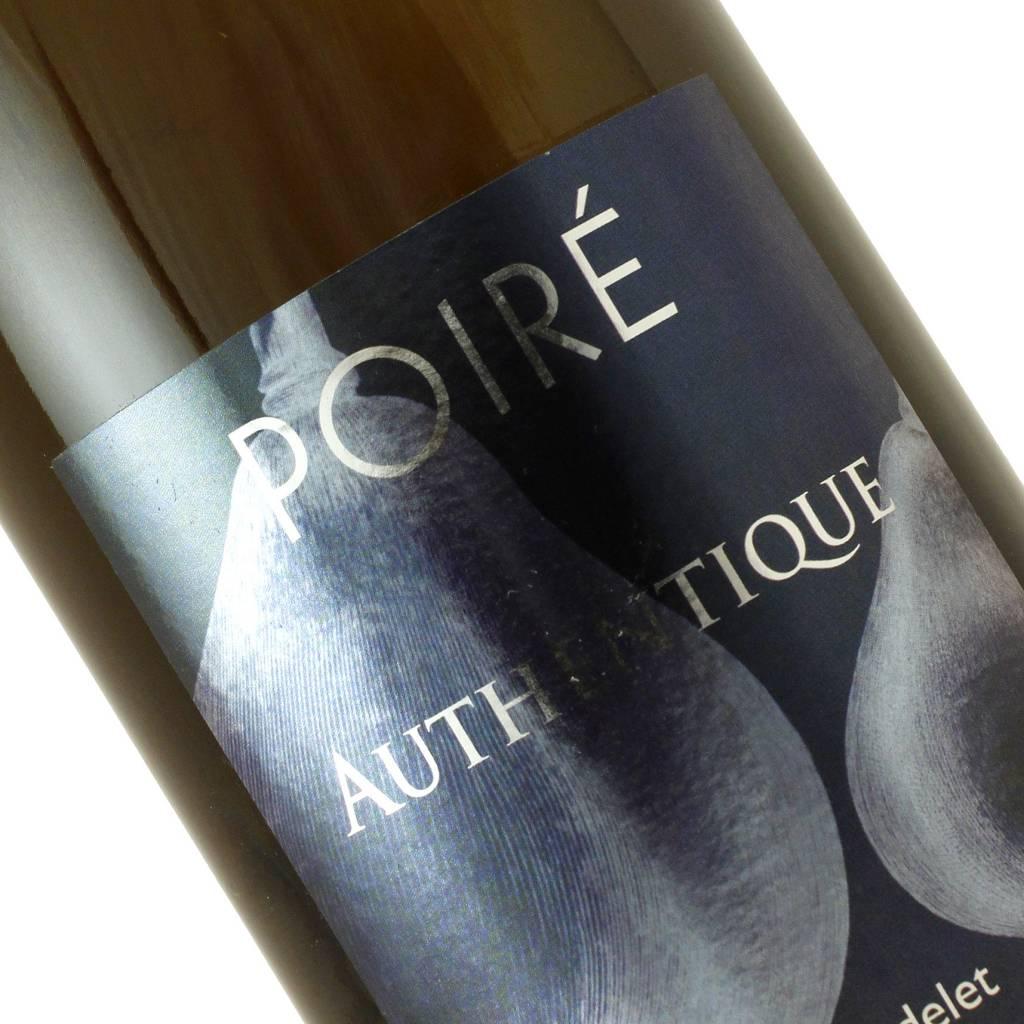 Eric Bordelet Poire Authentique Sparkling Perry (Pear) Cider, France