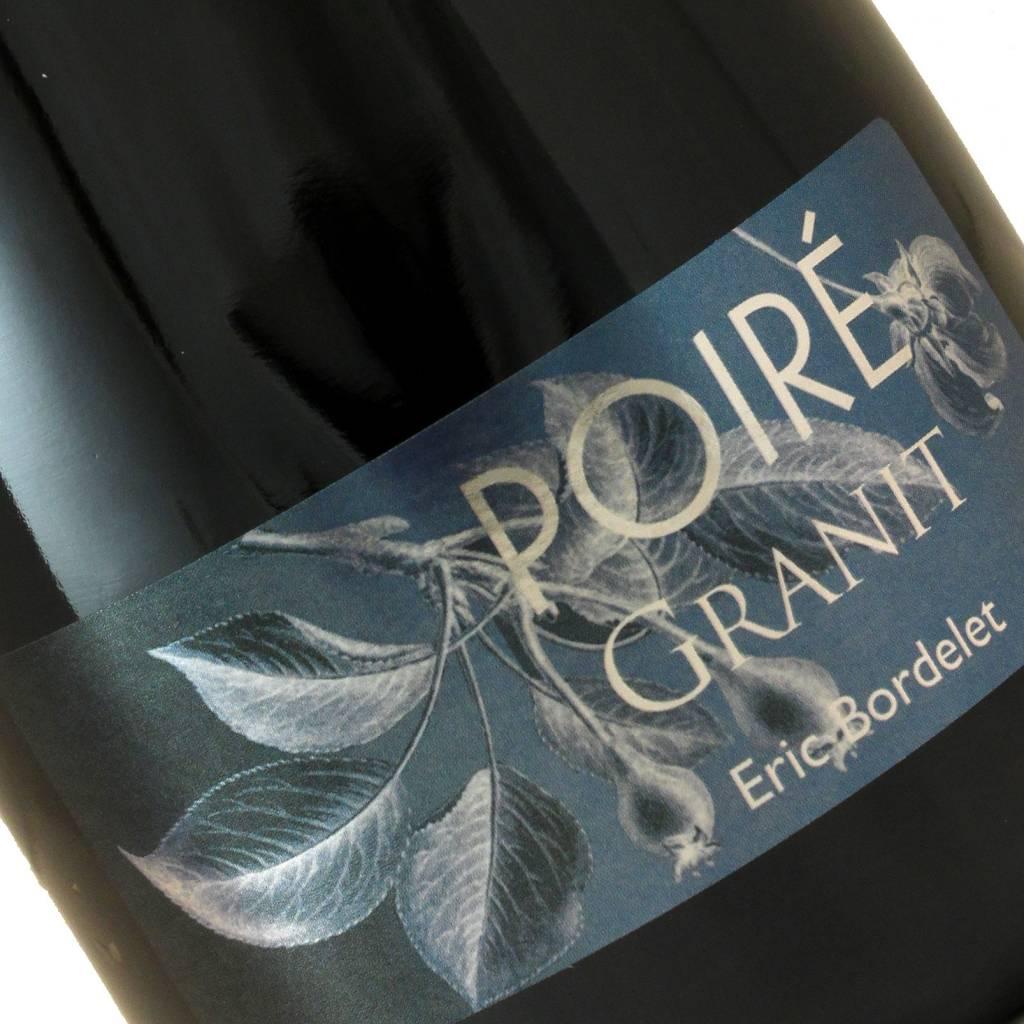 Eric Bordelet 2015 Poire Granit Sparkling Pear Cider, France