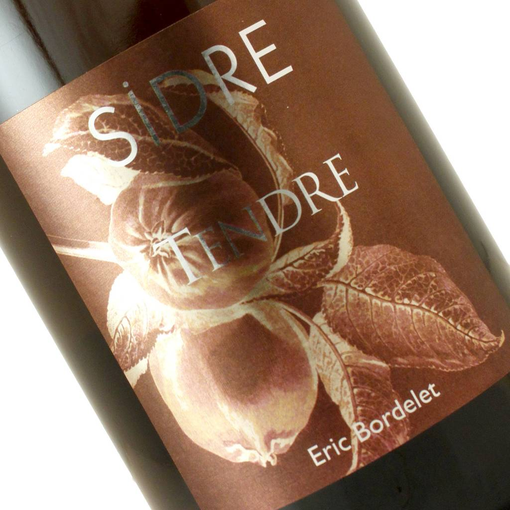 Eric Bordelet Sidre Tendre Sparkling Sweet Apple Cider, France