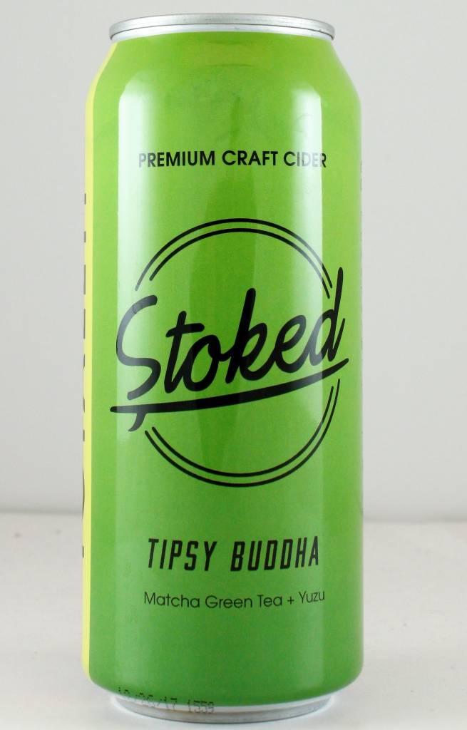 "Stoked Cider ""Tipsy Buddha"""
