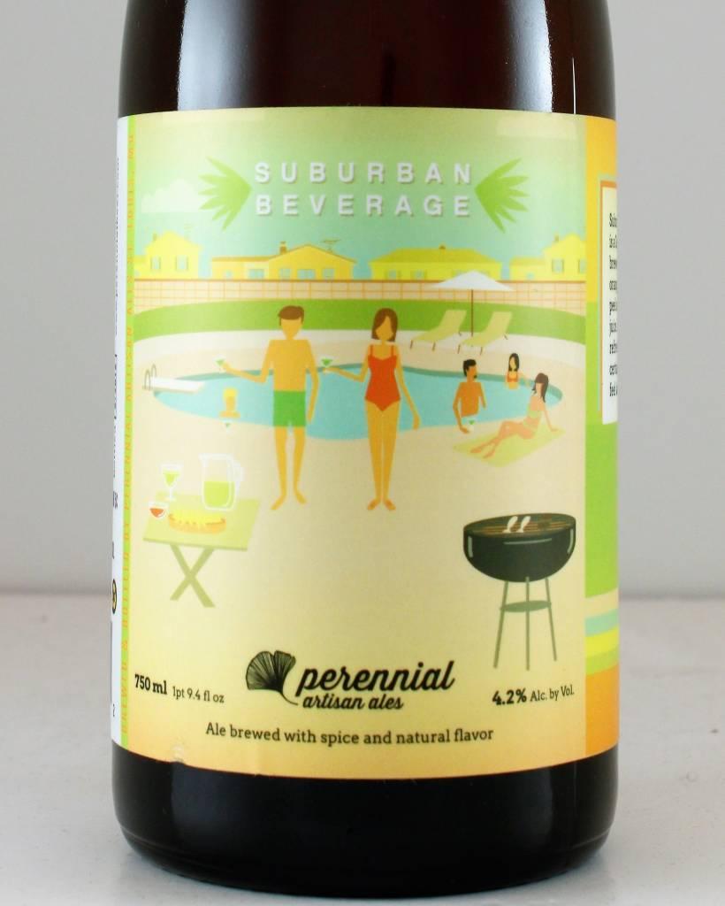 """Perennial Artisan Ales """"Suburban Beverage"""" Gose Style Ale, Missouri"""