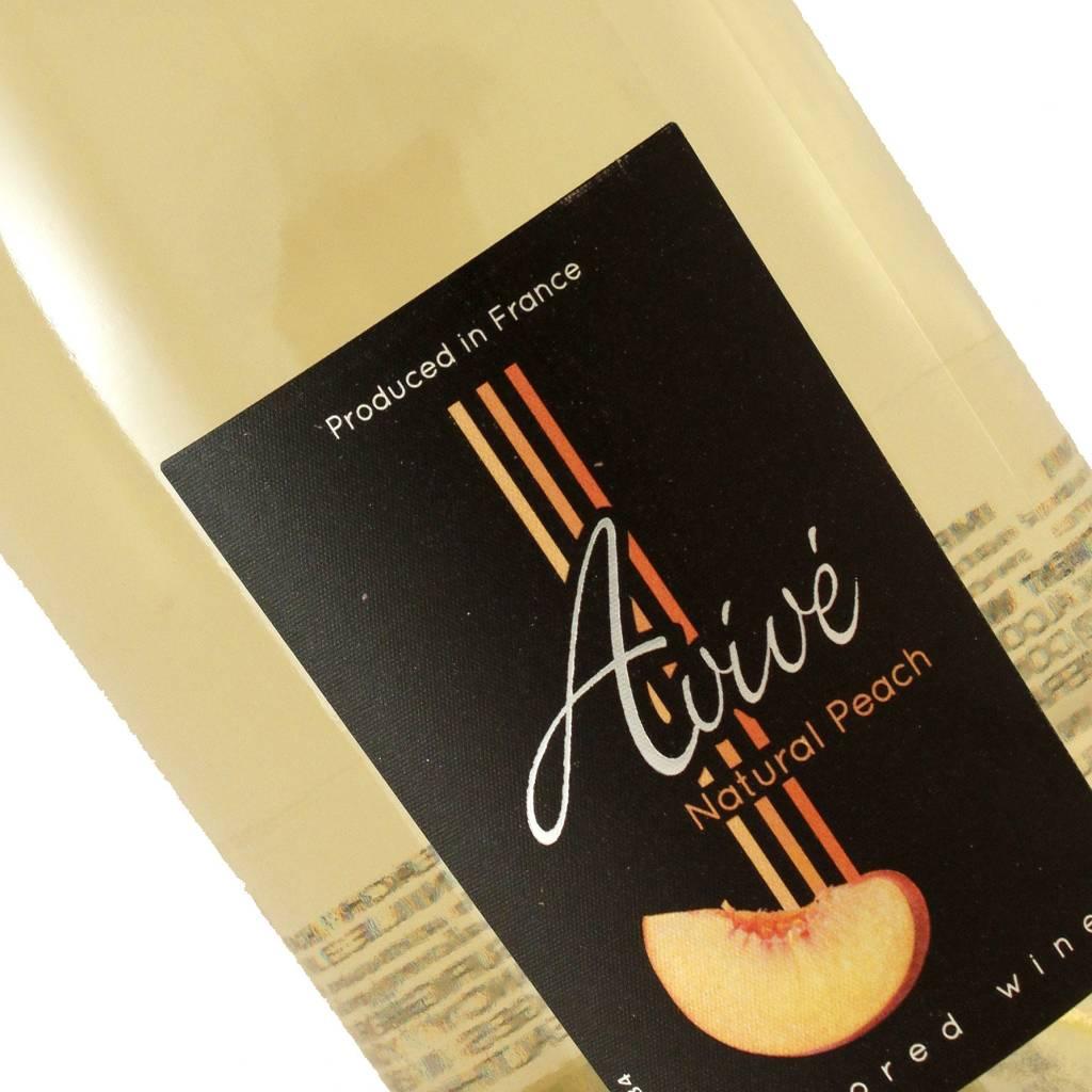 NV Avive Peach Sparkling Wine, France