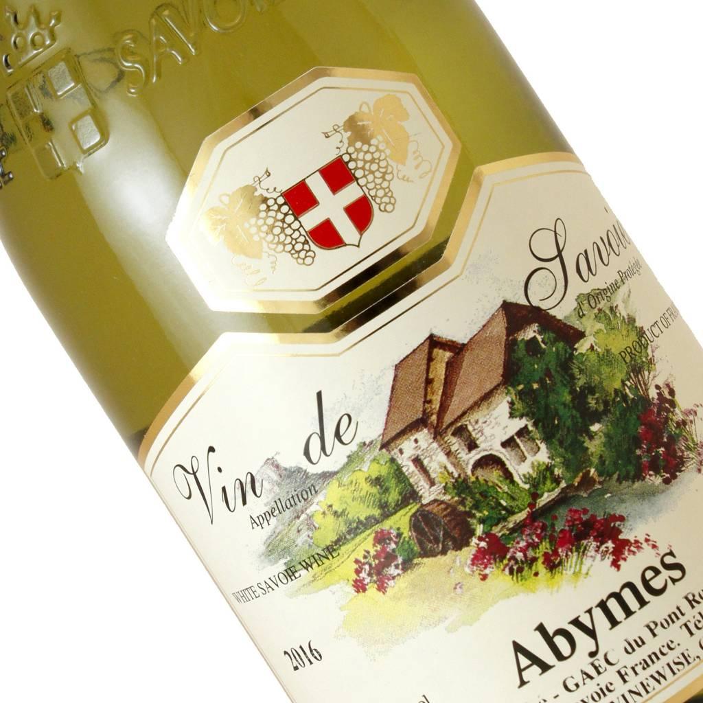 Domaine Labbe 2016 Abymes Vin de Savoie, France
