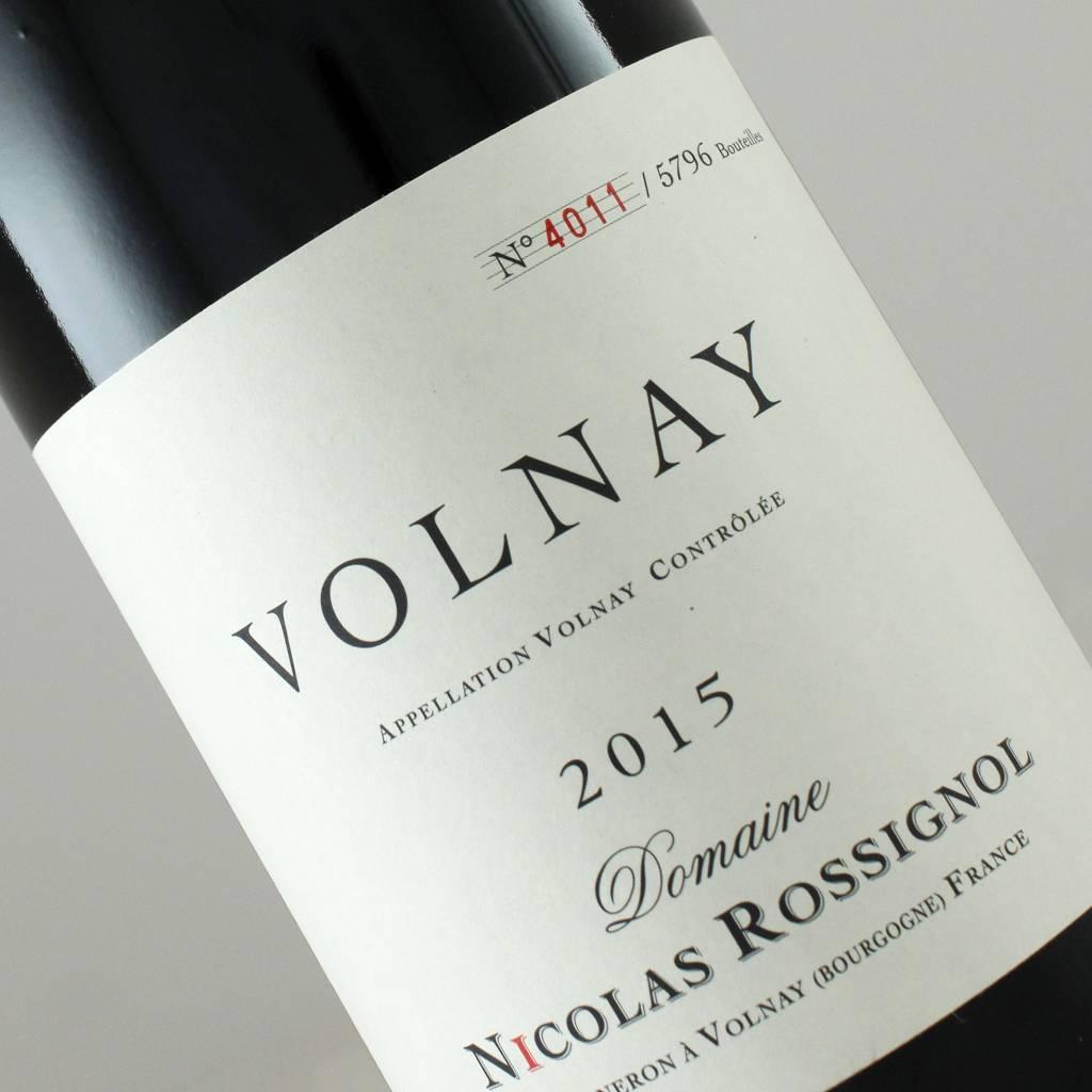 Rossignol 2015 Volnay Rouge, Burgundy