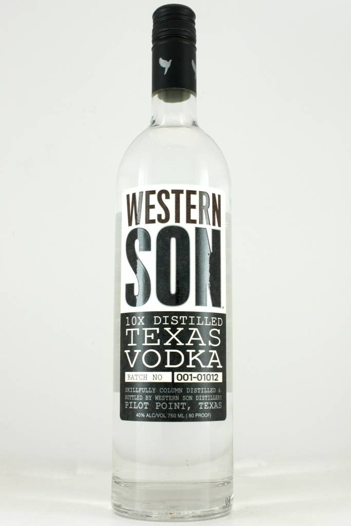 Western Son Vodka, Pilot Point, Texas