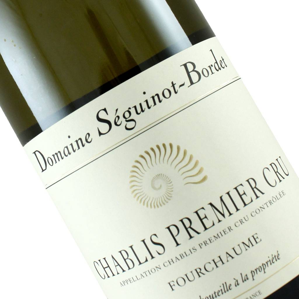 Domaine Seguinot-Bordet 2016 Chablis Premiere Cru Fourchaume
