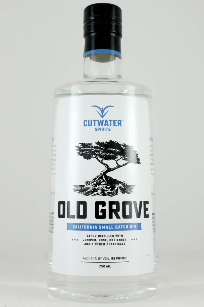 Cutwater Old Grove Gin, California