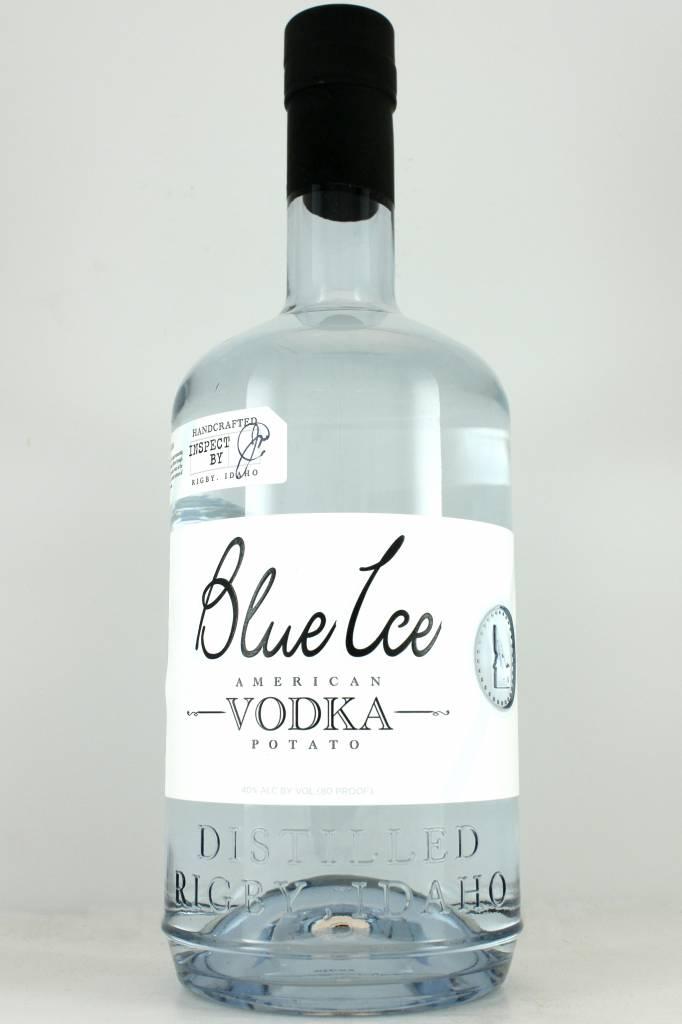 Blue Ice American Potato Vodka, USA -1.75 Ltr