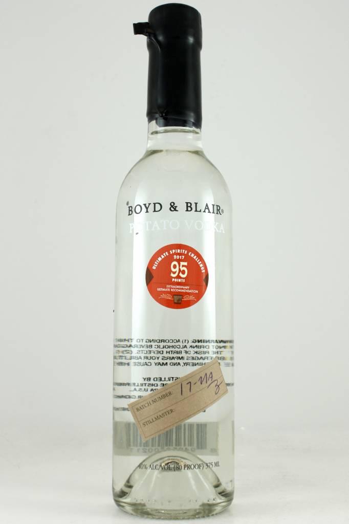 Boyd & Blair Potato Vodka, Glenshaw, Pennsylvania - 375ml