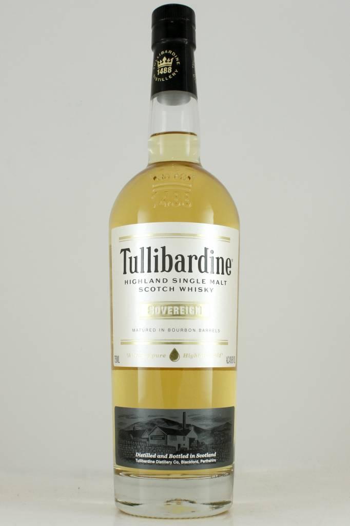 "Tullibardine ""Sovereign"" Highland Single Malt Scotch  Whiskey"
