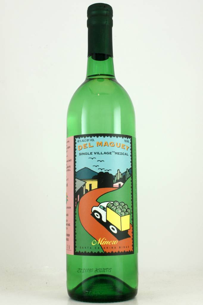 Del Maguey Mezcal Minero Single Village, Oaxaca