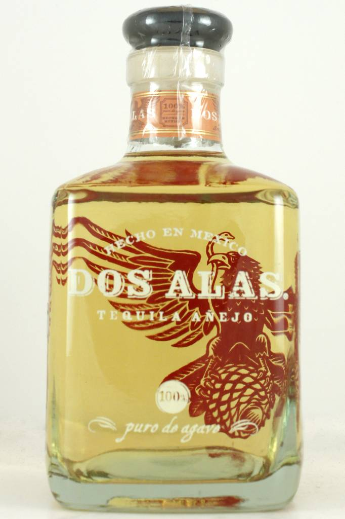 Dos Alas Anejo Tequila