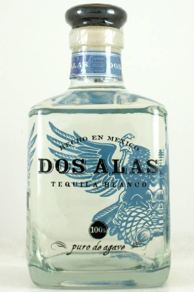Dos Alas Blanco Tequila