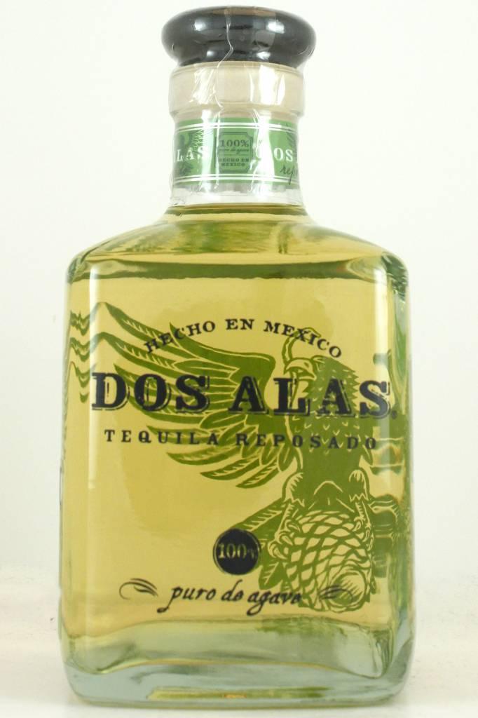 Dos Alas Reposado Tequila