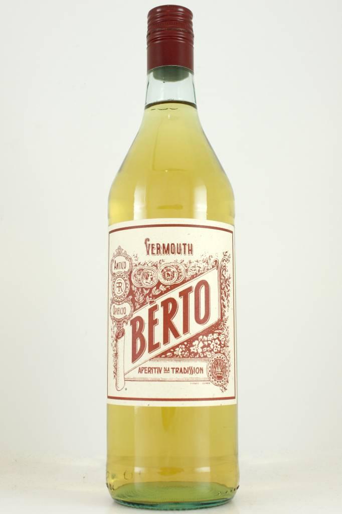 Berto Bianco NV Vermouth, Italy - 1 LIter