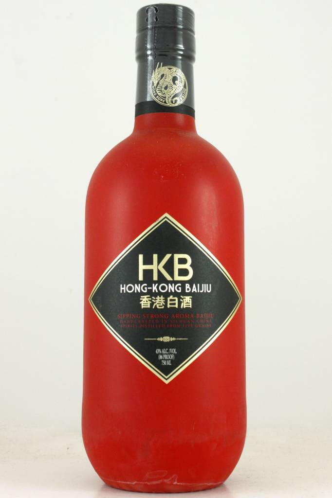 Hong-Kong Baijiu, Sichuan, China