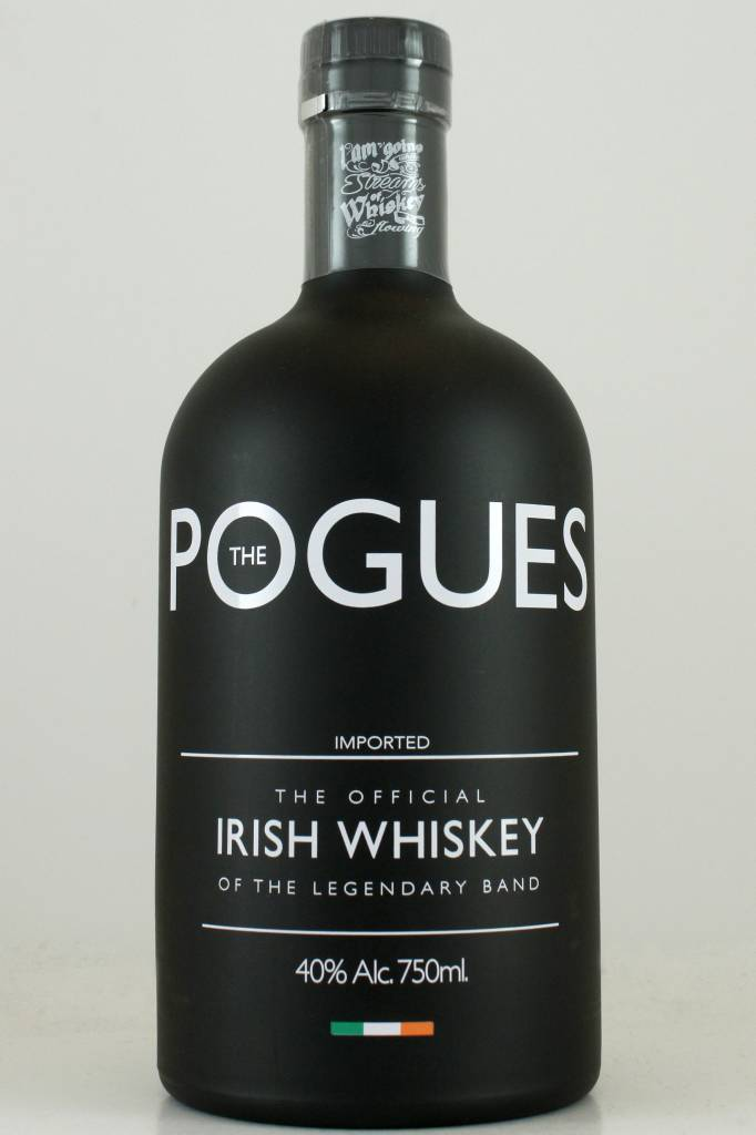 "West Cork ""The Pogues"" The Official Irish Whiskey of the Legendary Band, Ireland"