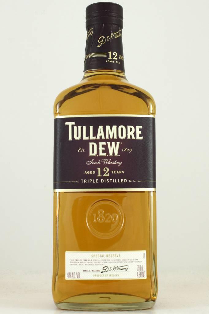 Tullamore D.E.W. Special Reserve Irish Whiskey, Aged 12 Years, Ireland